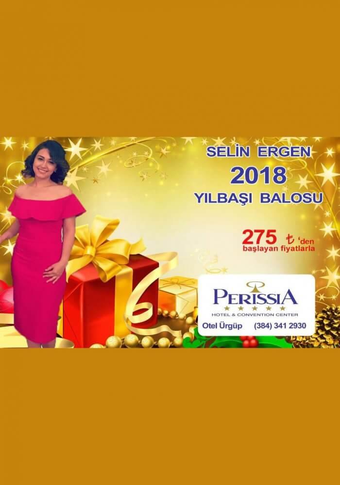 Perissia Otel Yılbaşı 2018