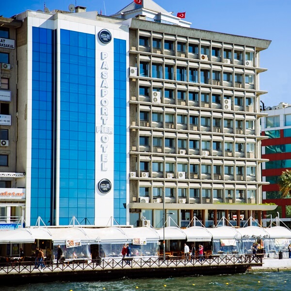 Passaport Pier Hotel İzmir