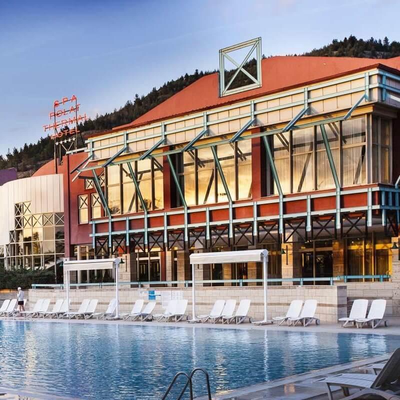Polat Termal Otel Pamukkale