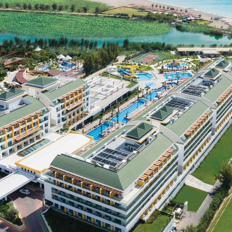 Port Nature Luxury Resort Belek Yılbaşı