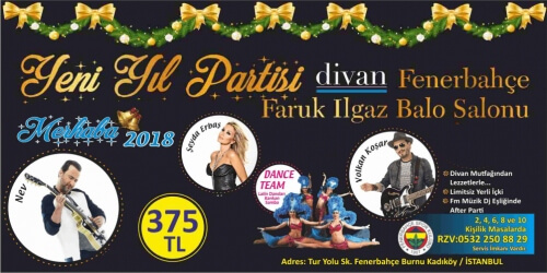 Stanbul y lba 2019 stanbul y lba programlar 2019 for Divan yilbasi sepetleri