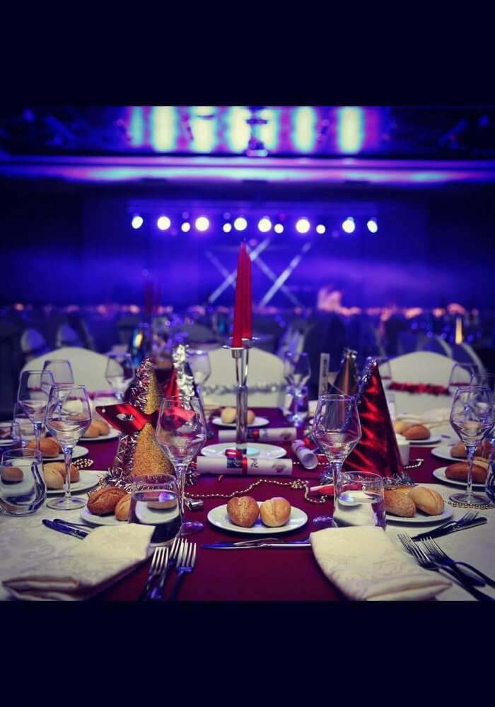 Radisson Blu Hotel İstanbul Tuzla 2019 Yılbaşı Balosu