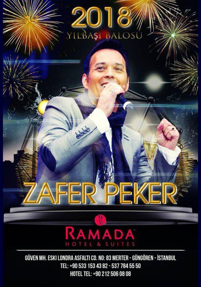 Ramada Hotel and Suites Yılbaşı 2018