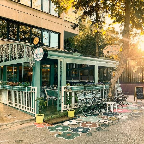 Rapera Restaurant & Cafe Ankara