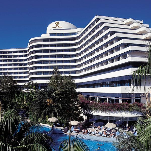 Rixos Downtown Antalya Yılbaşı