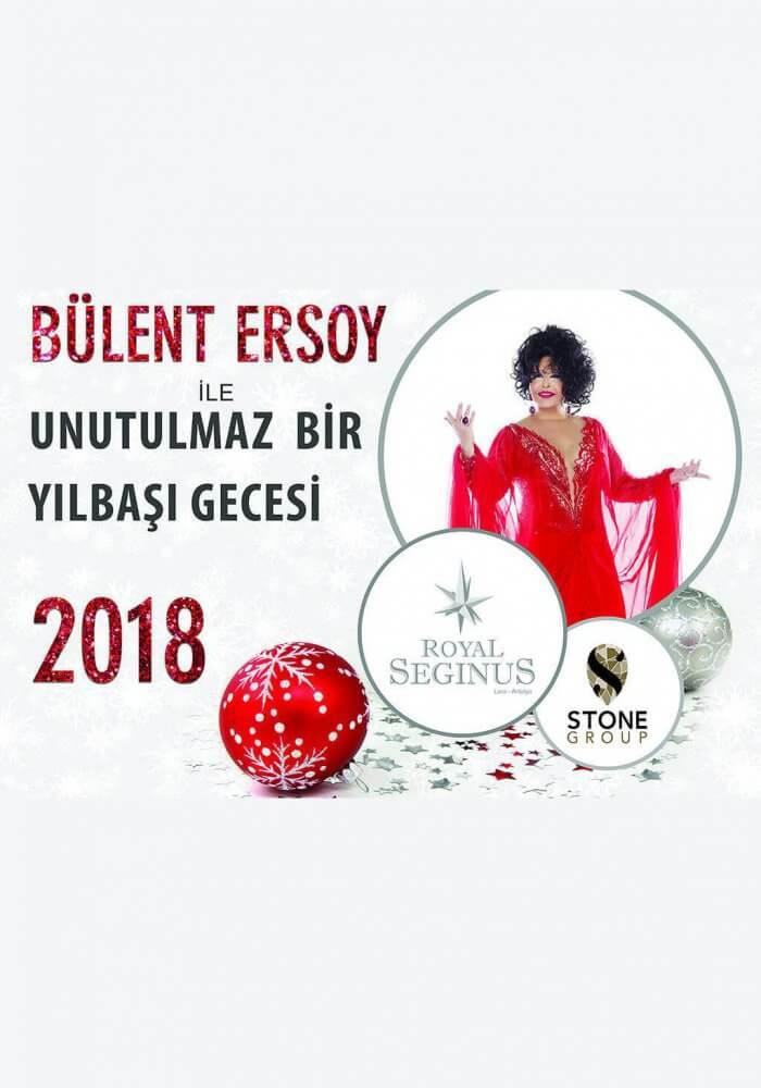 Royal Seginus Hotel Yılbaşı 2018