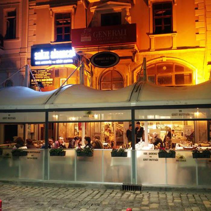 Sakız Alsancak Restaurant