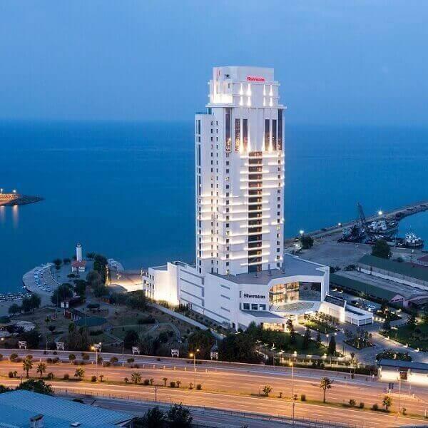 Samsun Sheraton Grand Hotel