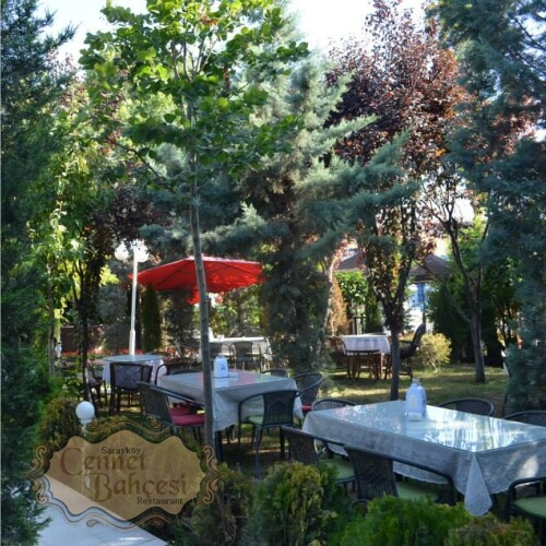 Sarayköy Cennet Bahçesi Ankara