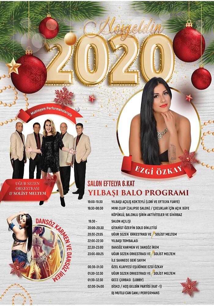 Sealife Family Resort Hotel Antalya Yılbaşı Programı 2020