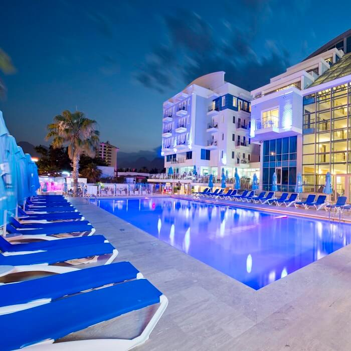 Sealife Family Resort Hotel Antalya