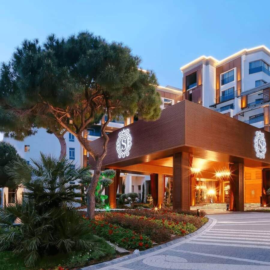 Selectum Luxury Resort Belek Antalya
