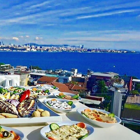 Seven Hills Restaurant İstanbul