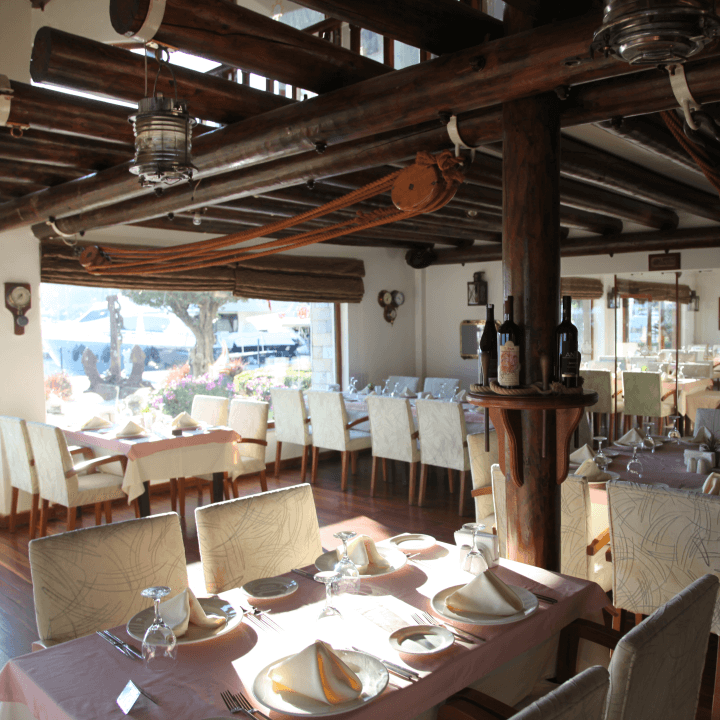 Ship Inn Marina Restaurant Antalya