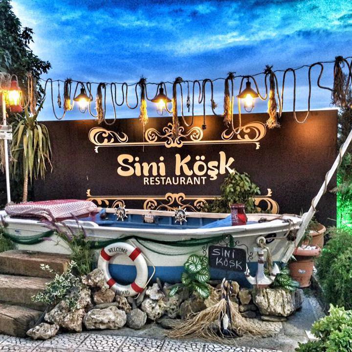 Sini Köşk Restaurant İzmir