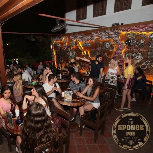 Sponge Pub Antalya