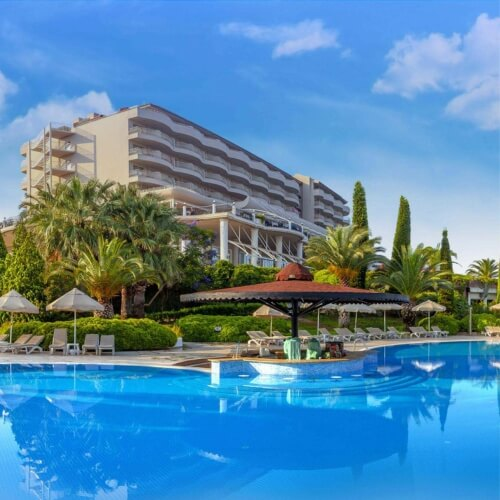 Starlight Resort Hotel Antalya