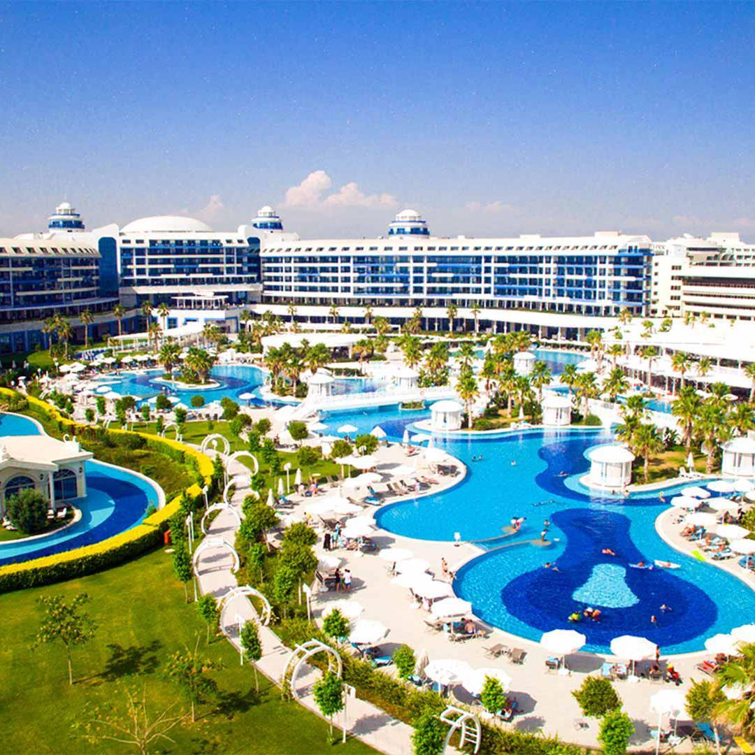 Sueno Hotels Deluxe Belek Antalya