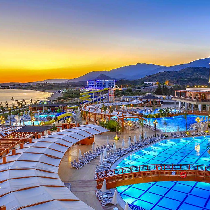 Sunis Hotels Efes Royal Palace Resort & SPA