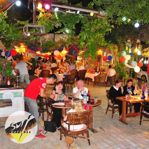 Surf Cafe Bar Restaurant Antalya