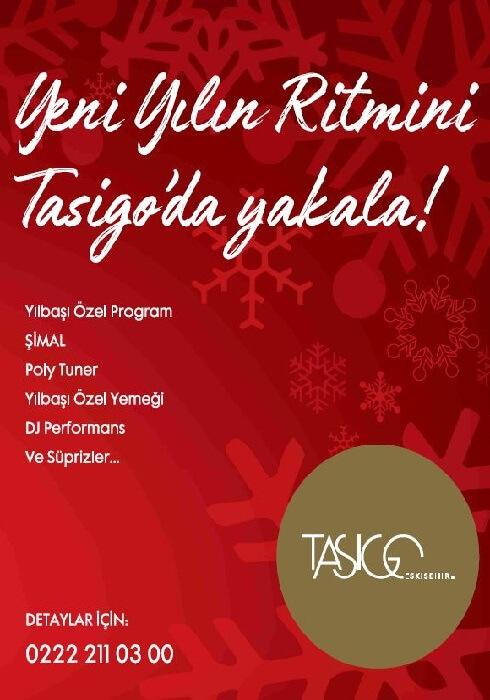 Tasigo Hotel Eskişehir Yılbaşı Programı 2020