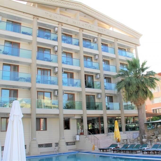 Didim Temple Miletos Hotel