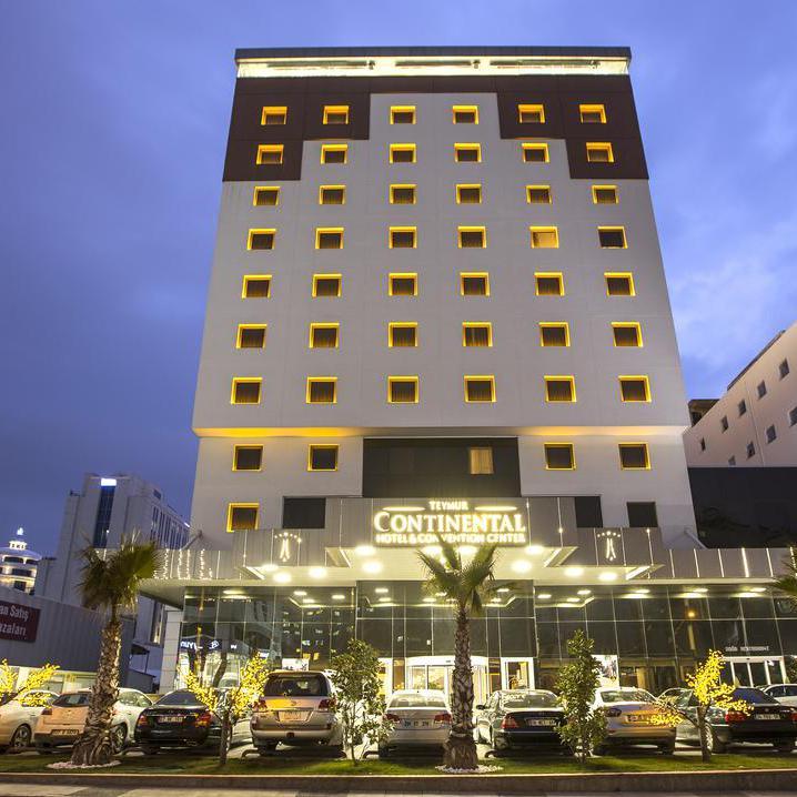 Teymur Continental Hotel Yılbaşı