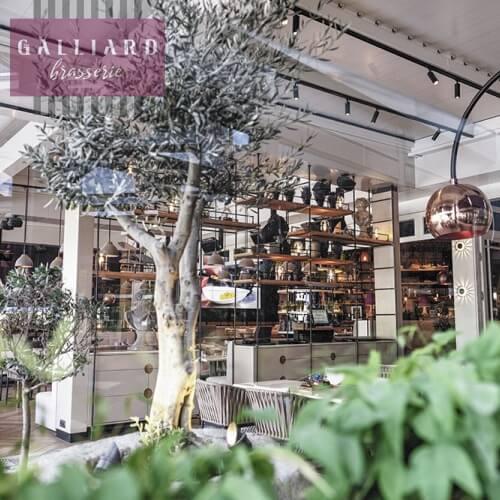 The Galliard Brasserie Vadi istanbul