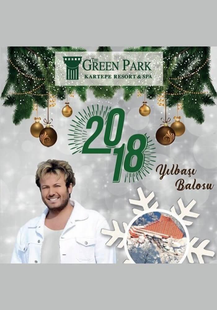 The Green Park Hotel Kartepe Yılbaşı 2018