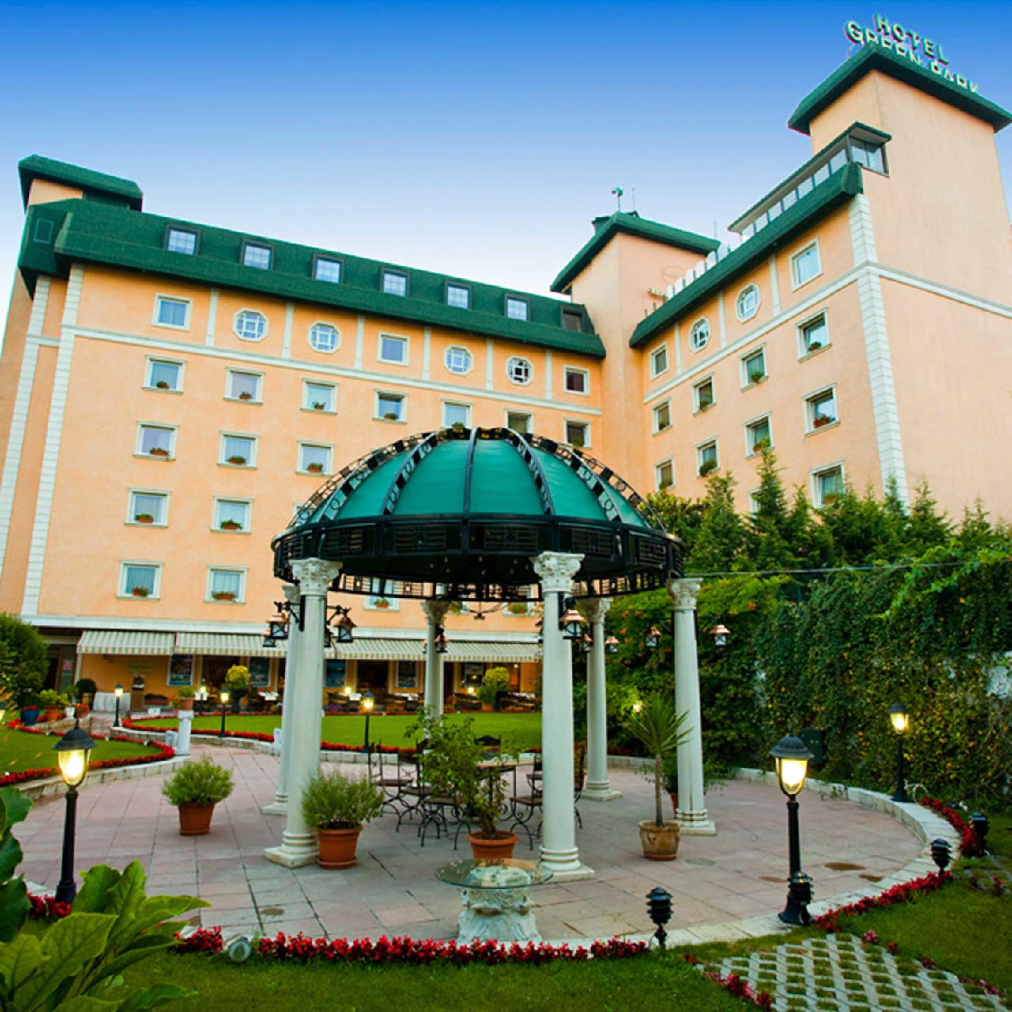 İstanbul The Green Park Hotel Merter