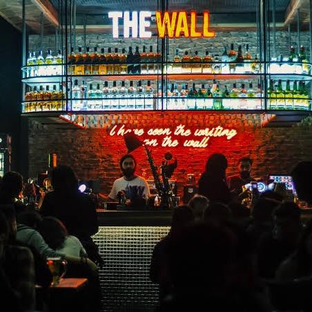 The Wall Saloon Kadıköy