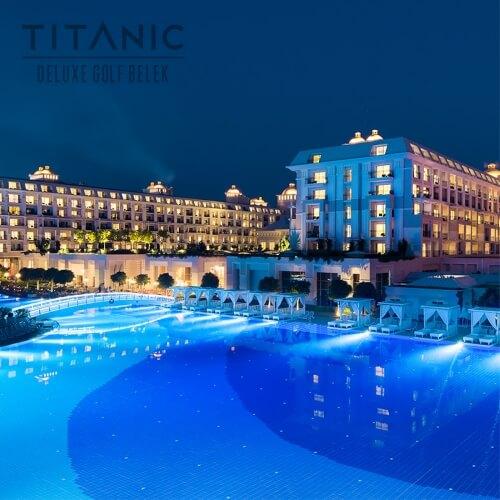 Titanic Deluxe Belek Antalya