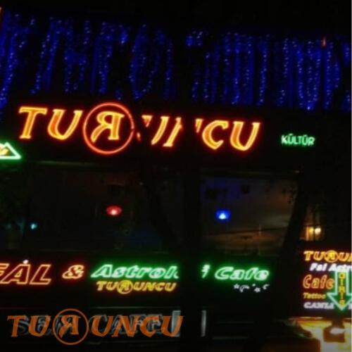 Turuncu Cafe Pub Ankara