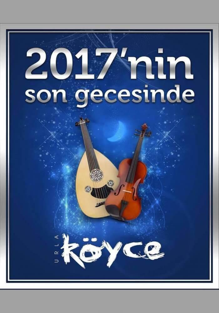 Urla Köyce Yılbaşı 2018