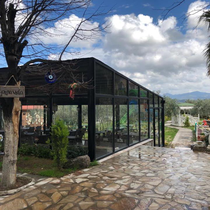 Urla Köyce Yılbaşı