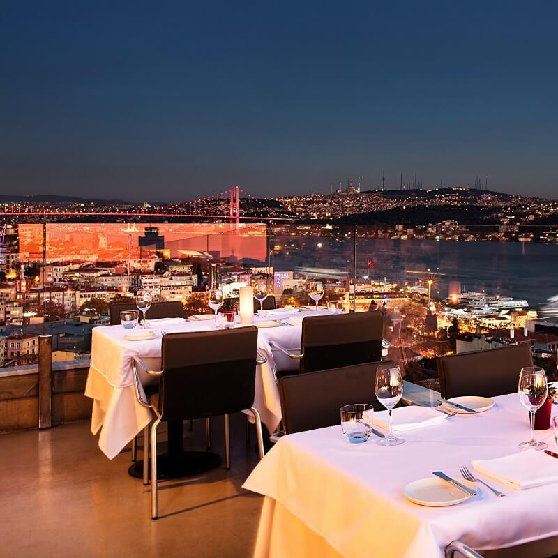 Vogue Restaurant & Bar İstanbul