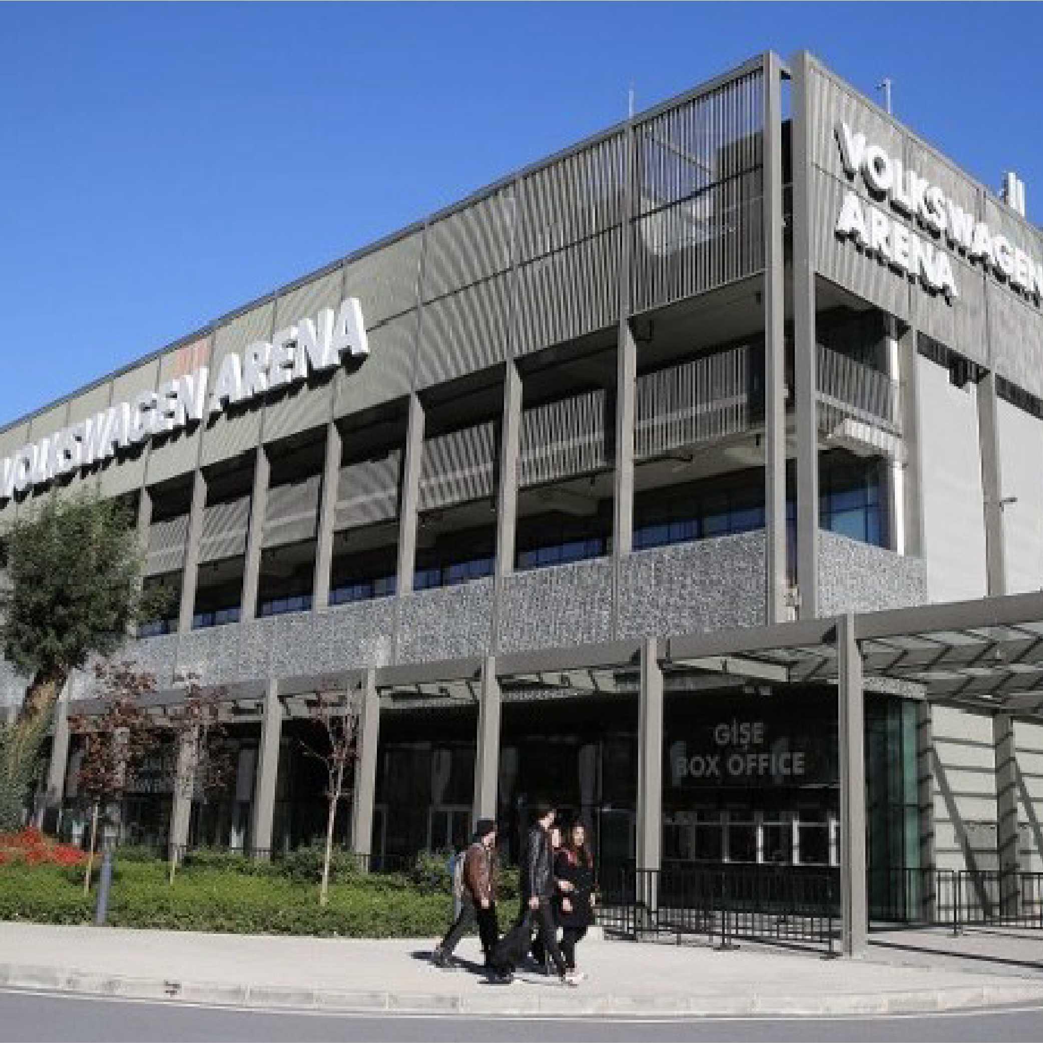 Volkswagen Arena Sarıyer İstanbul