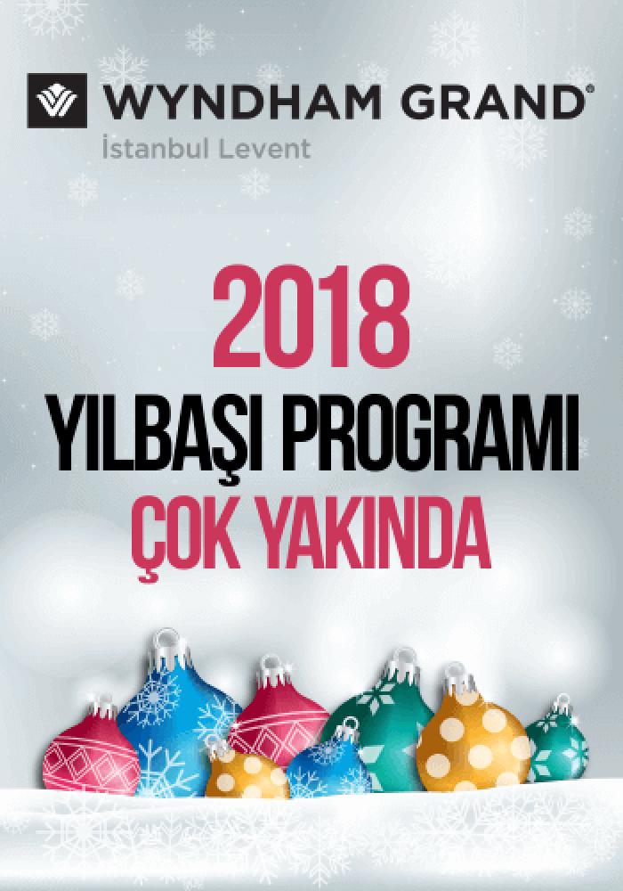 Wyndham Grand İstanbul Levent Yılbaşı 2018