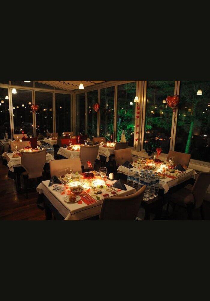 Yelken Restaurant Ankara Yılbaşı 2018