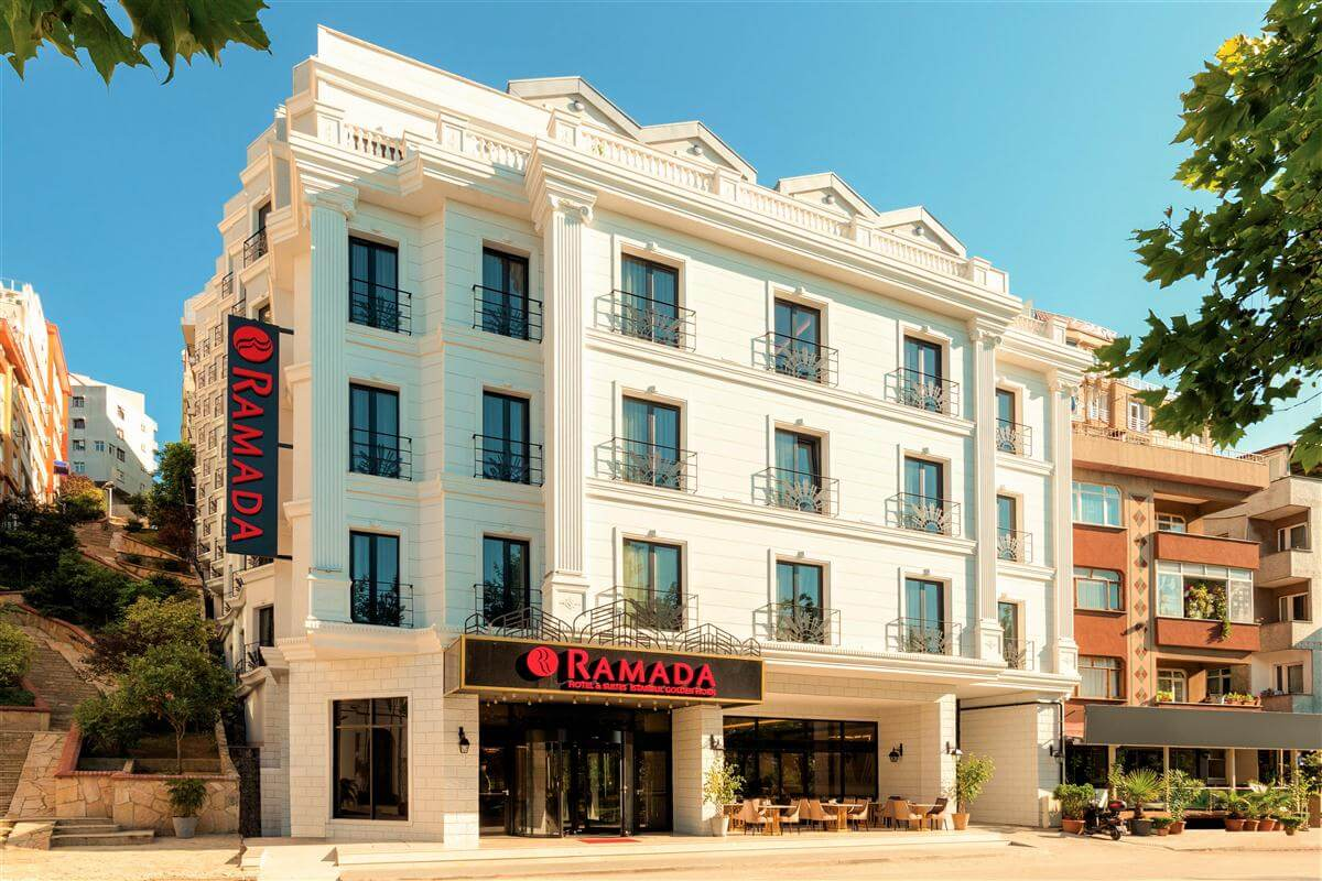 7. RAMADA HOTEL &SUİTES BY WYNDHAM ISTANBUL GOLDEN HORN