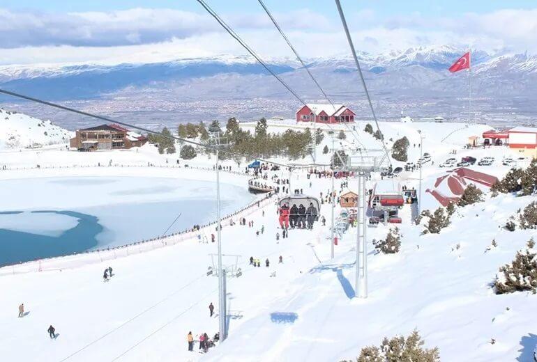 Yılbaşı Kayak Otelleri